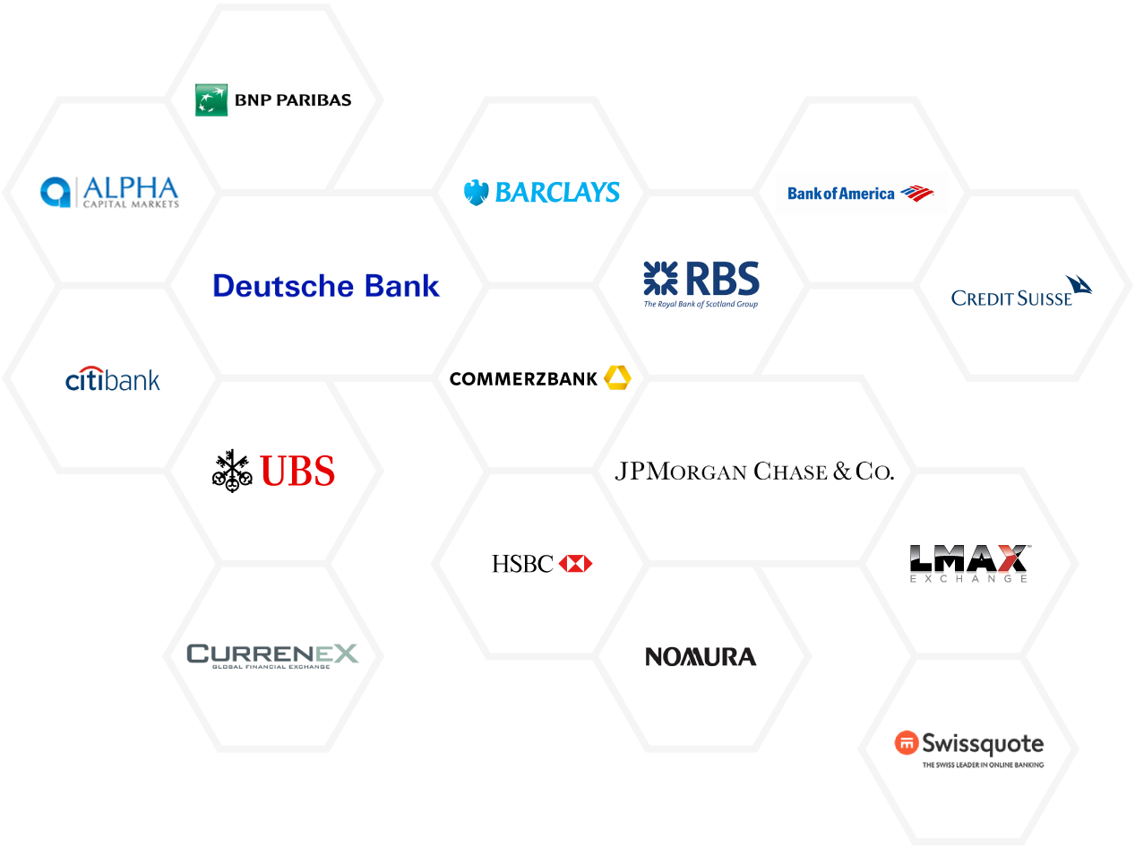 Major affiliated financial institutions